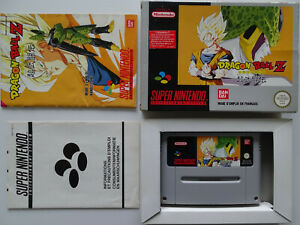 DRAGON BALL Z - SUPER NINTENDO - SNES