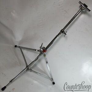 Slingerland Double Tom Drum Mounts Stand Holder Chrome Set-O-Matic Vintage70s#73