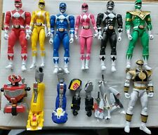 Ranger Mighty Morphin Power Rangers Legacy Collection Lot of 7 - Green Megazoid