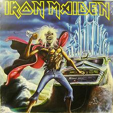 "IRON MAIDEN ""RUN TO THE HILLS / PHANTOM OF THE OPERA""  7' reissue sealed"