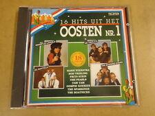 CD / 16 HITS UIT HET OOSTEN NR.1