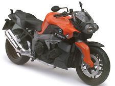 BMW K1300R ORANGE BIKE 1/12 MOTORCYCLE MODEL BY AUTOMAXX 600901OR