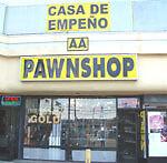 North Hollywood Pawn Shop