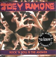 Ramones JOEY RAMONE Rock N Roll ONLY 2500 MADE RSD 7 INCH VINYL Record Store day