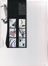 2008 Royal Mail presentación Pack Air Pantallas Pack 415 Perfecto decimal Sellos