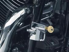 Lucchetto casco 31-38 mm x Harley Davidson Sportster Dyna Softail Touring v-rod