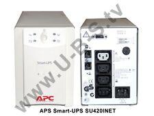 APC SU420I NET - Smart UPS 420 VA / 230 V - USV