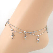foot ankle chain jewelry Gift V^Vtoca Fashion 2016 Cheap Dolphin Women bracelet