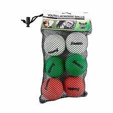 Franklin Sports Youth Lacrosse Balls 6-Pack Free Shipping