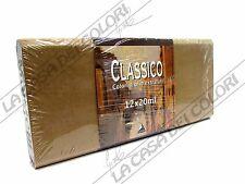 MAIMERI OLIO CLASSICO - SCATOLA DI PLASTICA 12 TUBI DA 20 ml - COLORI ASSORTITI