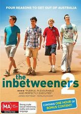 The Inbetweeners 2 (Dvd) Adventure Comedy Simon Bird, James Buckley Movie