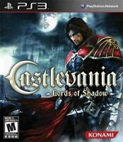 Castlevania Lords of Shadow - Authentic Sony Playstation 3 PS3 Game