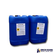 40 L tyfocor soleflüssigkeit ANTIGEL l'éthylène glycol solefluid 2 x 23 kg