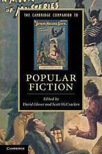 The Cambridge Companion to Popular Fiction (Cambridge Companions to Literature),