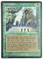 Sylvan Library Legends MTG Magic the Gathering English MP *Actual Photos*