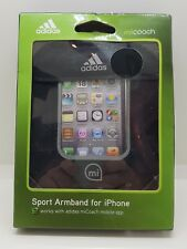 Griffin GB04202 Adidas MiCoach Sport Armband for iPhone 4/4S - Black