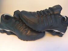 Nike Shox Nz Black Chrome 43 Uk 8,5 Us 9,5 Air Max , Tn