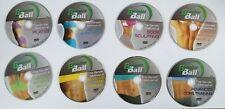 Lot of 8 Bender Ball Method Exercise Dvd Back/Core Training/Pilates/Sculptin g
