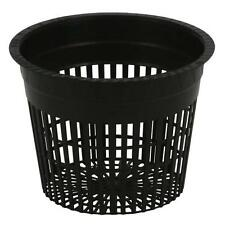 "Mesh Net Heavy Duty Pot 5""- Gro Pro 10 Pack - hydroponics aeroponics cup"