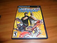 American Chopper (Sony PlayStation 2, 2004) Used Complete PS2