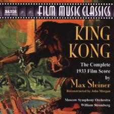 William T. Stromberg - King Kong: Film Music Classics [New CD]