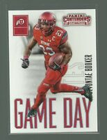 2016 Contenders Draft Devontae Booker Game Day RC Rookie Card # 22 Broncos