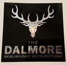 The Dalmore scotch whisky sticker / decal