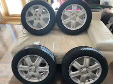 Toyota IQ 4 X Alloy Wheels & Tyres
