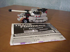 Transformers Generations Triple Changer Skullgrin