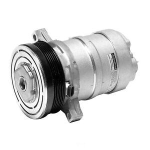 A/C  Compressor And Clutch- New DENSO 471-9169