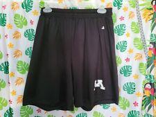 Small Womens Activewear Shorts.by Badger Sport( Black/ Drawstring)
