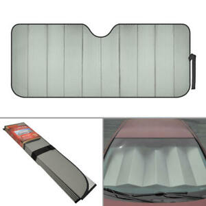 Foladble Auto Sun Shade Front Window Visor Windshield Car Truck SUV Protection