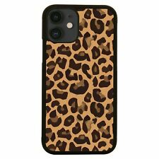 Leopard skin seamless pattern illustration design case cover for iPhone 11 11pro