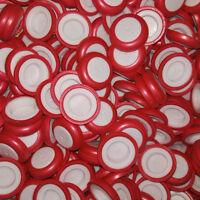 Red 100PCS Refill Disc For NERF VORTEX Blaster PRAXIS NITRON VIGILON PROTON Gun