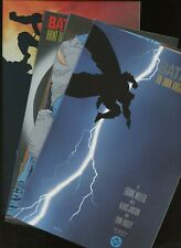 Batman: The Dark Knight Returns 1,2,3,4 (ALL 1st PRINTS) *4 Book Lot* DC Comics
