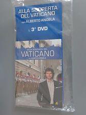 DVD N°3 ALLA SCOPERTA DEL VATICANO REPUBBLICA L'ESPRESSO ALBERTO ANGELA