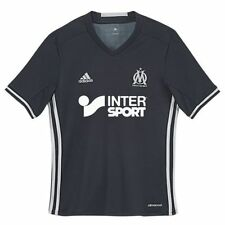 Maillots de football de clubs français extérieurs Olympique de Marseille