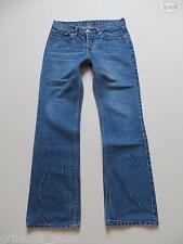 Größe 28 Jeans 28 Ja609 34 W Blau L Damen Hose 529 Levi´s 34