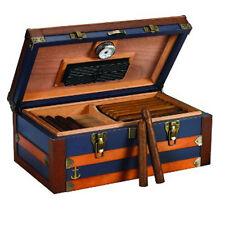 Humidor Supreme Admiral Nautical Cigar Chest / Free Shipping