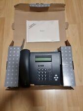 Telekom Europa 11 Komforttelefon ISDN, Display, Menü