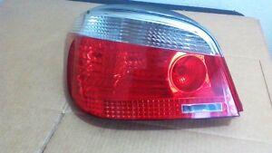 2004 2005 2006 2007 BMW 525i 530i 545i 550i DRIVER LEFT FRONT TAIL LIGHT OEM