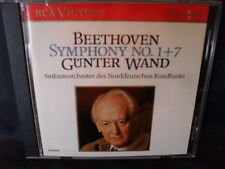 Beethoven-Symphony No. 1+7 - Günter muro/così del filmato