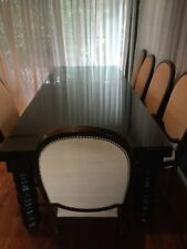 Dining Furniture Sets with Additional Leaves and 7 Pieces