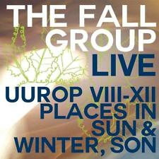 THE FALL  - LIVE UUROP V111-X11 PLACES IN THE SUN & WINTER, SON (NEW/SEALED) CD