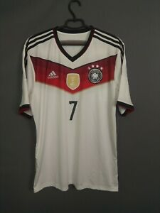 Germany Jersey 2014 2015 Home Size XL Shirt Adidas M35022 ig93