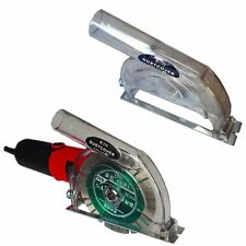 """4""""/ 5"""" For Angle Hand Grinder Clear Cutting Dust Shroud Grinding Dust Cover"""