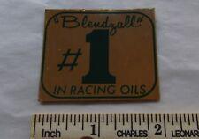 BLENDZALL RACING OIL STICKER Vintage Motocross Enduro Husqvarna CZ Maico Penton