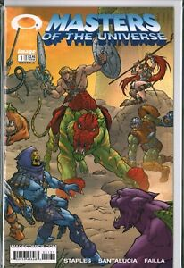 MASTERS of the UNIVERSE #1 A Preview INVINCIBLE (2002) Image VF+/NM (8.5/9.0)