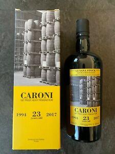 Rhum Caroni 23 ans 100° Proof Heavy Trinidad Rum