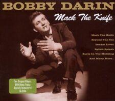 Bobby Darin That's All/Bobby Darin 2-CD+Bonus Tracks NEW SEALED Mack The Knife+